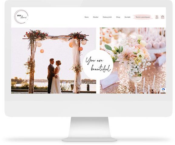 mockup-webseite-homepage-website-internetpräsenz-bridestories