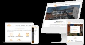 mockup_sbbbrandtsteinsetzbetrieb_Webseite für Straßen- und Tiefbauunternehmen