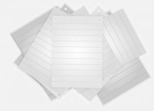 leere Blätter-mockup-mehrblätter