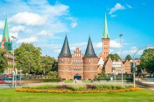 Lübeck_holstentor