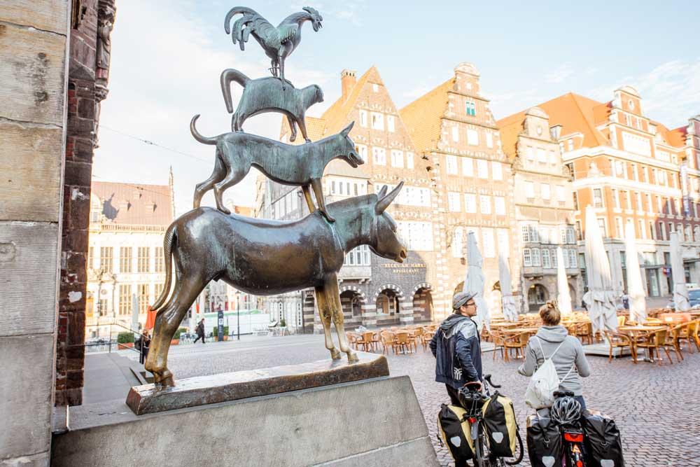 Bremen-stadtmusikanten