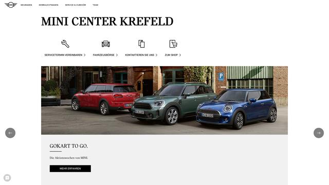Mini Center Krefeld