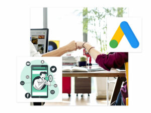 Leistung Google Ads Visual